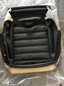 Genuine Volkswagen Seat Cover Leather 1K8881406AYCX