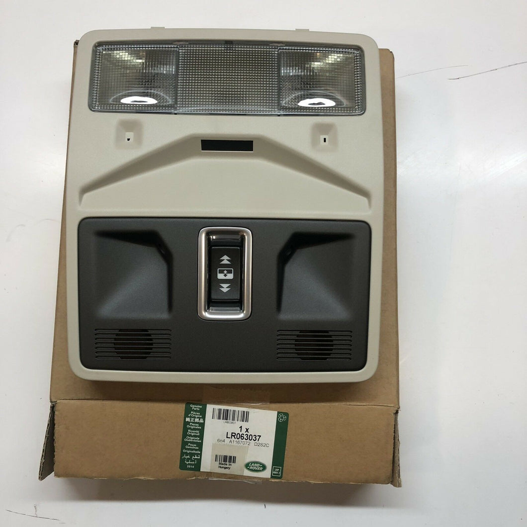 Genuine Land Rover Range Rover Evoque Dome Lamp Lr060037