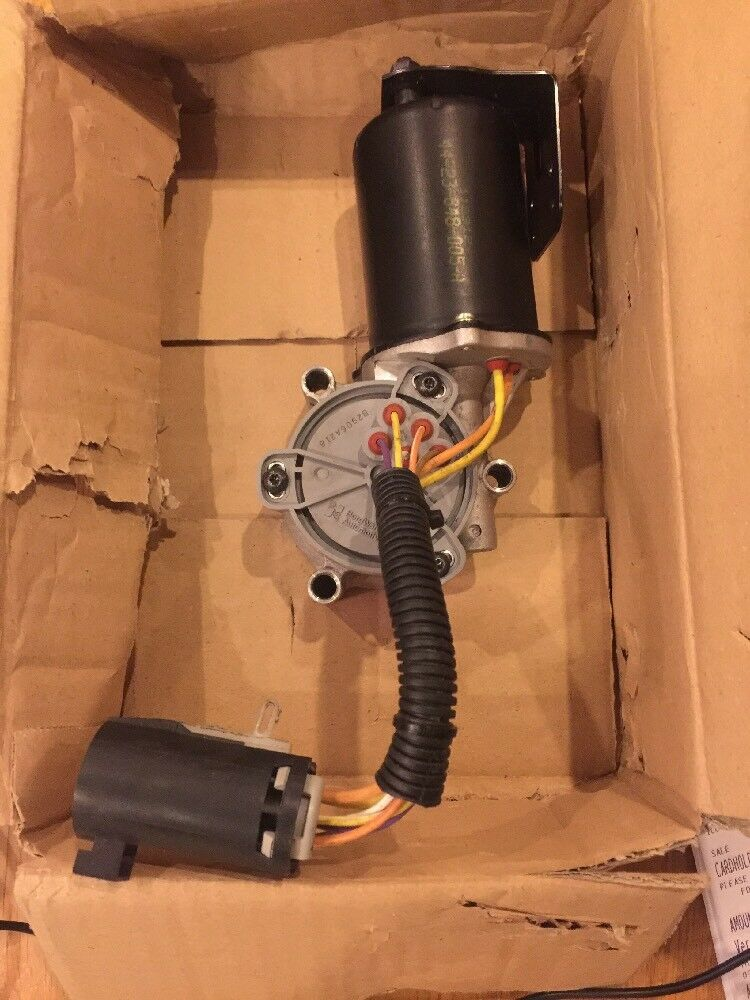 Genuine Ssangyong TOD Full Time 4WD Transfer Control Motor T/C Motor 3255706004