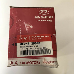 Genuine Kia Rubber Engine Mount Brand New 0k2n339070