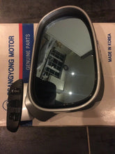 Load image into Gallery viewer, Genuine Ssangyong Left Hand Mirror Brand New7895021101SAF