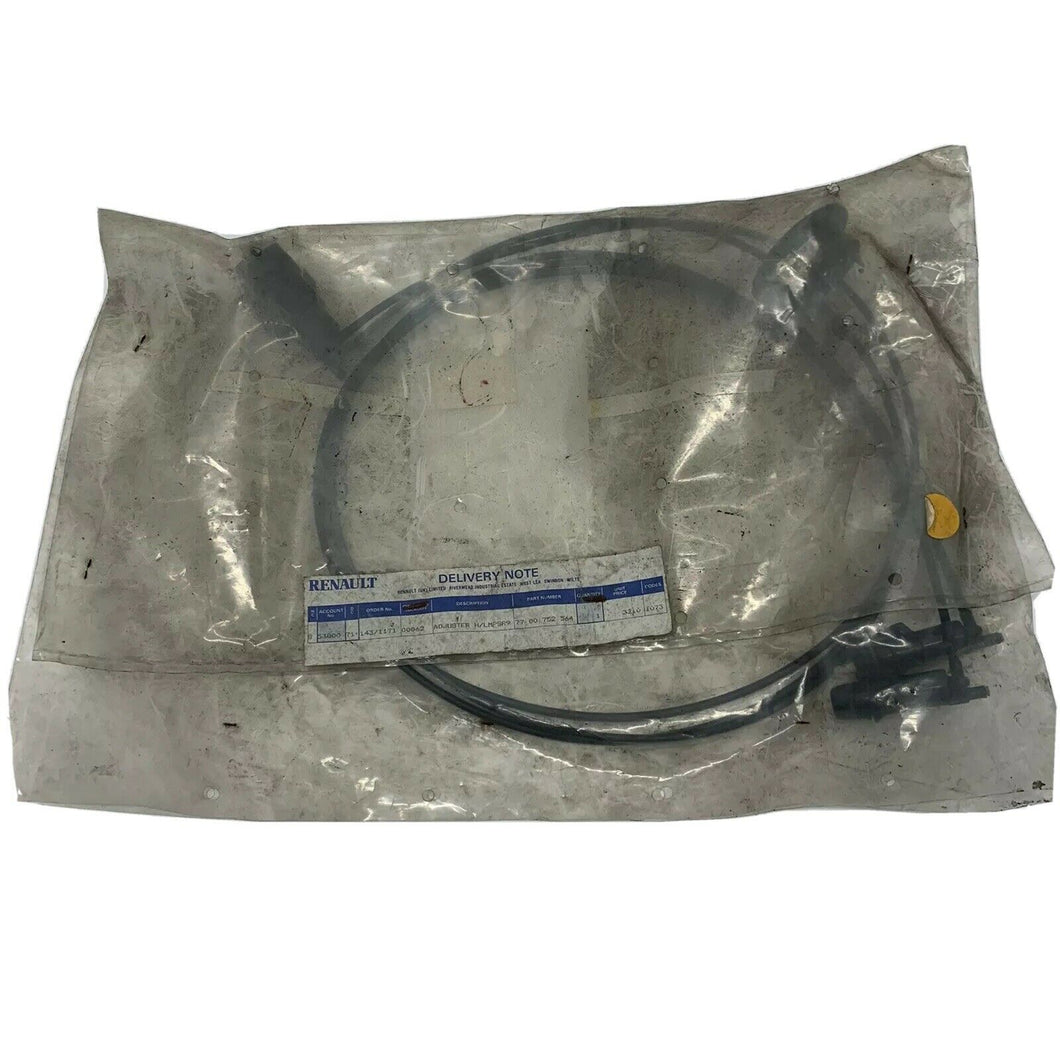 GENUINE RENAULT HEADLIGHT CABLE 7700752564