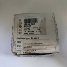Load image into Gallery viewer, Genuine Volkswagen Micro switch 1T0953236A