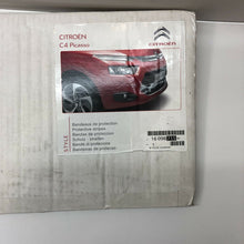 Load image into Gallery viewer, GENUINE NEW CITROEN C4 PICASSO 2013 on FRONT BUMPER PROTECTOR STRIPS 1609871580
