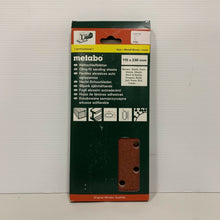 Load image into Gallery viewer, Genuine Metabo 625788 Sanding Sheets P80 Size 115x230 , 10pcs
