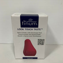 Load image into Gallery viewer, Genuine Finum - Look - Touch - Taste - Spice Grinder with Discharge Pool