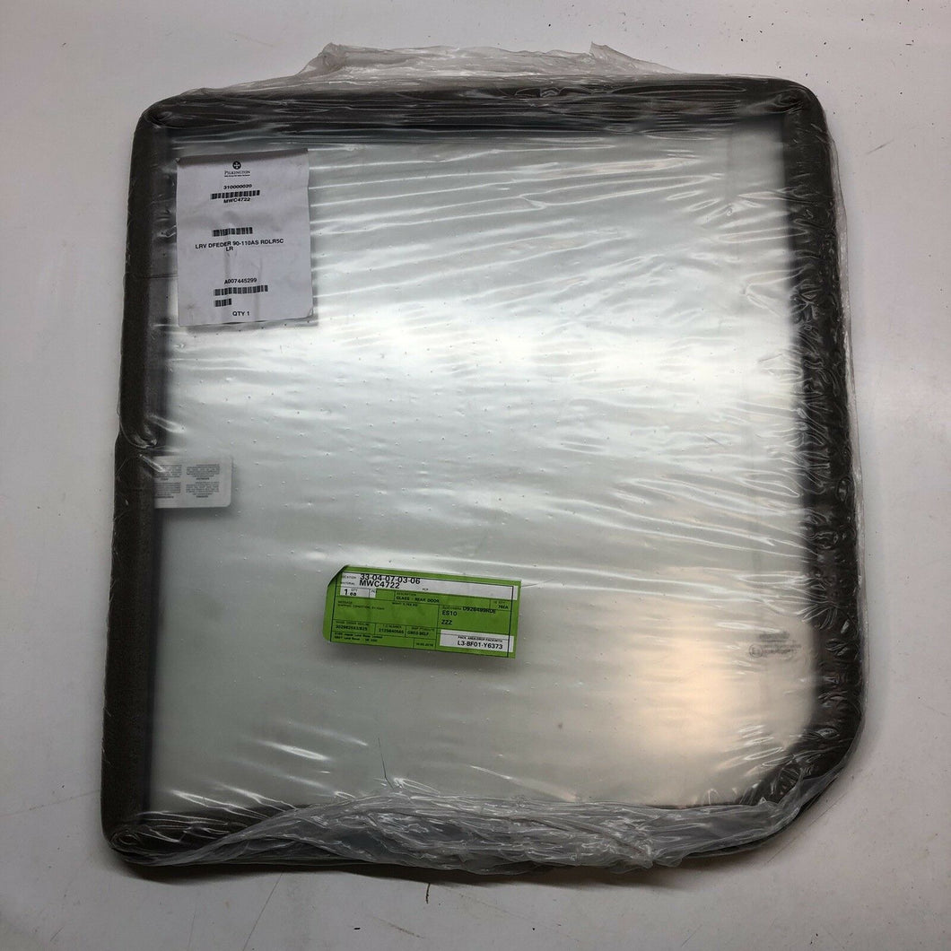 Genuine Land Rover Defender 87-06 Glass Rear Side Door Brand New Mwc4722