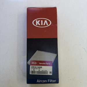 Genuine Kia Rio 2002-2005 Pollen Filter Part No 97619FD000