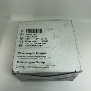 Genuine Volkswagen Wiring harness for speed sensor left 7E0927903