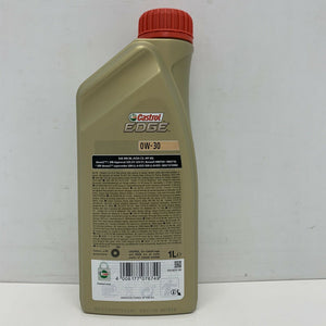 Castrol Edge 0W30 C3 Fully Synthetic Engine Oil 1 Litre