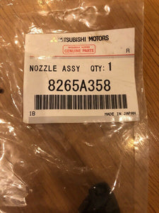 Genuine Mitsubishi Lancer Washer Nozzle 8265A358