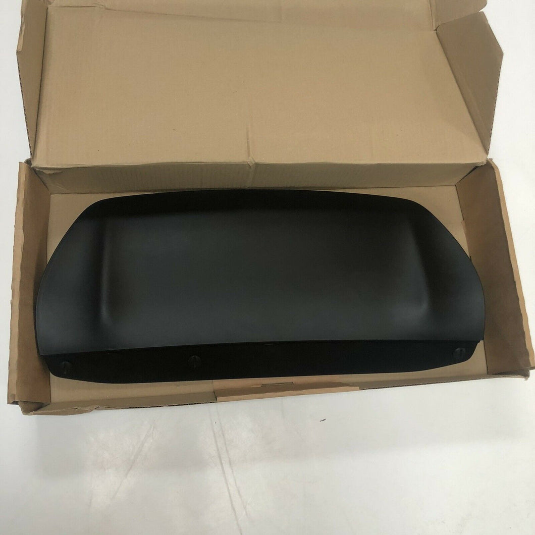 2018 RANGE ROVER VELAR REAR BUMPER TOW HOOK COVER LR093550 USED