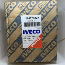 Load image into Gallery viewer, Genuine Iveco 504128372 – OIL PUMP brand new 504128372