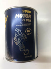 Load image into Gallery viewer, 9900 MANNOL Car Motor Clean Engine Flush Removes Contamination Blown Head 1x350