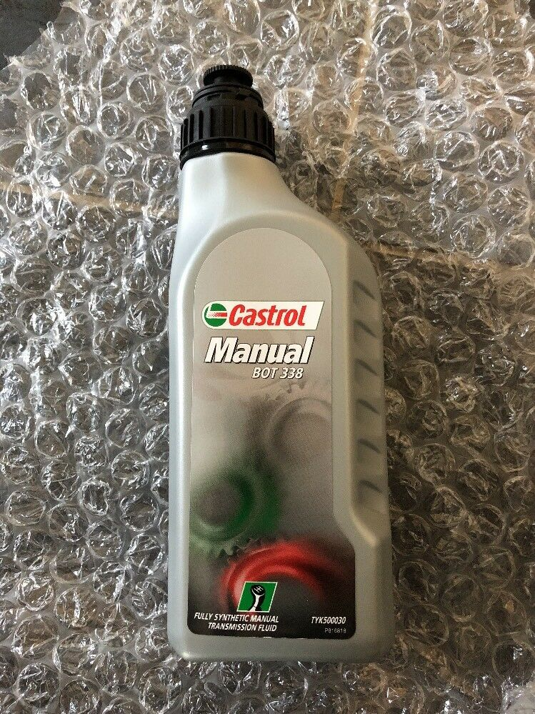Genuine Castrol Bot 338 Land Rover Transfer Oil TYK500030 75w-80 1L MTF94