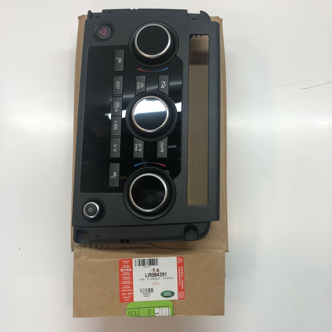 Genuine Land Rover Discovery Sport 2015- Heater Control Unit Brand New Lr084391