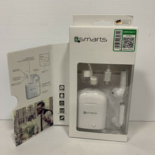 Load image into Gallery viewer, genuine 4smarts true wireless stereo headphones TWS white brand new