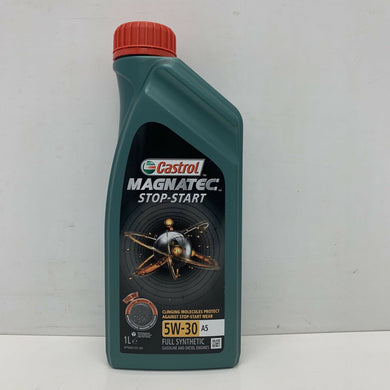 Castrol Magnatec Stop-Start 5W-30 A5 Fully Synthetic Engine Oil 1 Litres 1L