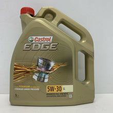 Load image into Gallery viewer, Castrol EDGE Titanium 5W-30 LL Full Synthetic Engine Oil 5 Litres