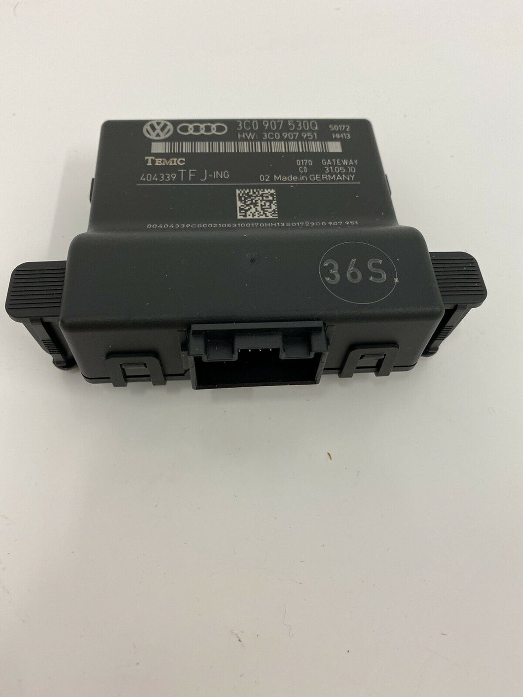 Genuine Volkswagen Diagnosis interface for data bus 3C0907530Q