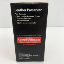 Load image into Gallery viewer, Genuine SGLP Leather Preserver Kit