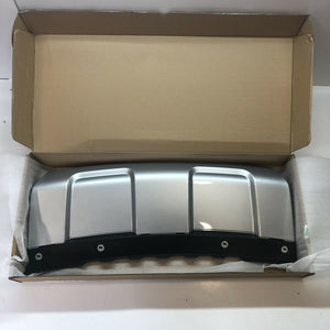 Front Bumper Tow Eye Cover Atlas Silver for Range Rover Sport 2014 L494 LR045040