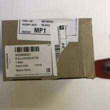 Load image into Gallery viewer, Volkswagen Golf MK7 GTI 5G Red Brake Caliper Plate 5G0698221 GENUINE NEW +