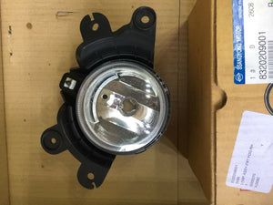 Genuine Ssangyong Kyron 05-06 Front RH Fog Light Assembly8320209001