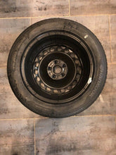 Load image into Gallery viewer, Genuine Volskwagen Golf Mk7 2012-2017 Full Size Steel Spare Wheel And Tyre