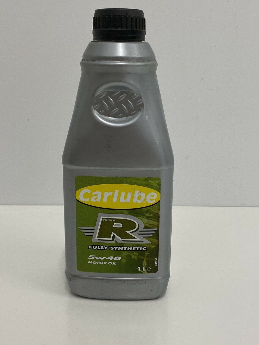 genuine carlube triple r fully synthetic 5w40 motor oil 1l