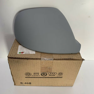 Drivers / OS Door/ Wing Mirror Cover (Primed) - VW Transporter 2009-Onwards