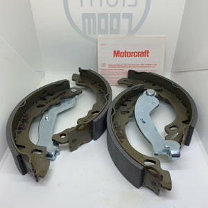 Genuine Ford KA Mk2 Rear Brake Shoes 09/2008-05/2010 2147340