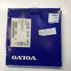 Genuine Volvo Brake Pipe Brand New 9438283
