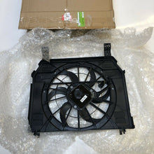 Load image into Gallery viewer, GENUINE LAND ROVER OEM 14-17 Range Rover Sport-Radiator Cooling Fan Motor LR084