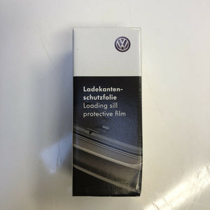 Genuine VW Loading Sill Protective Film Sticker Tiguan  2016