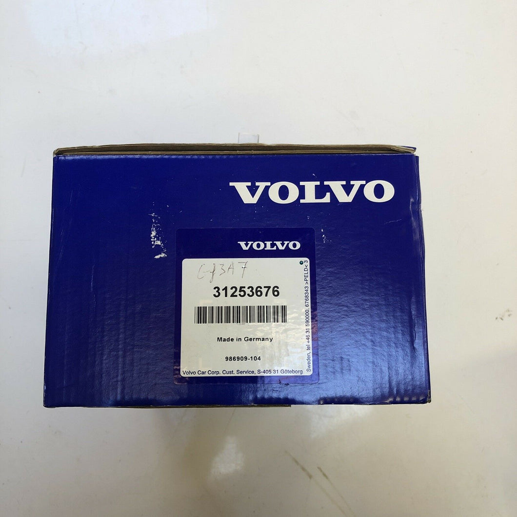 GENUINE 2009 VOLVO V70 REAR RIGHT DOOR LOCK 31253676