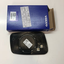 Load image into Gallery viewer, Genuine Volvo S40, V40 (96-04) Electric Door Wing Mirror Glass (Left) 30865854