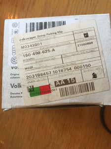 Genuine Volkswagen Wheel Bearing Kit Front Brand New 1S0498625A