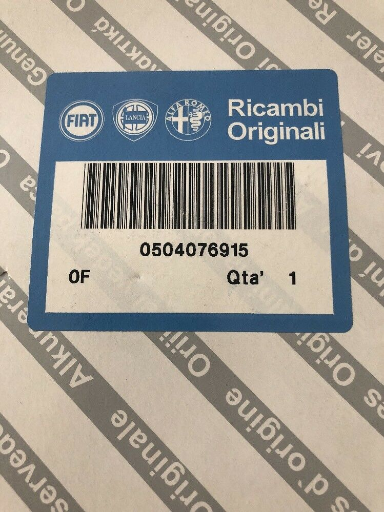 Genune Fiat Ducato Timming Bet Brand New 504076915