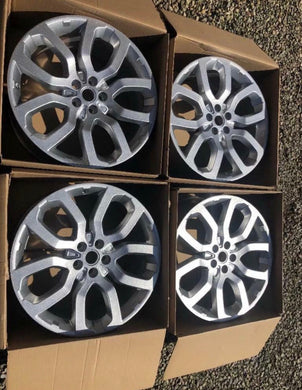 Genuine Land Rover Range Rover sport l405 lr037747 22 inch alloy wheels