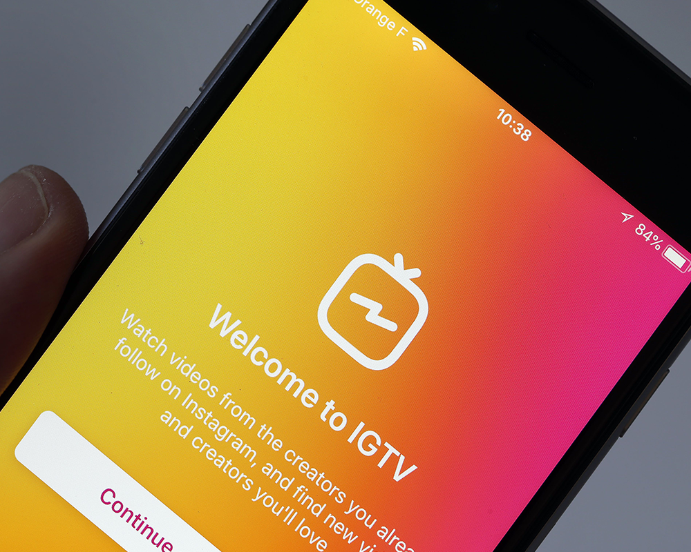 The Guide To Success On IGTV