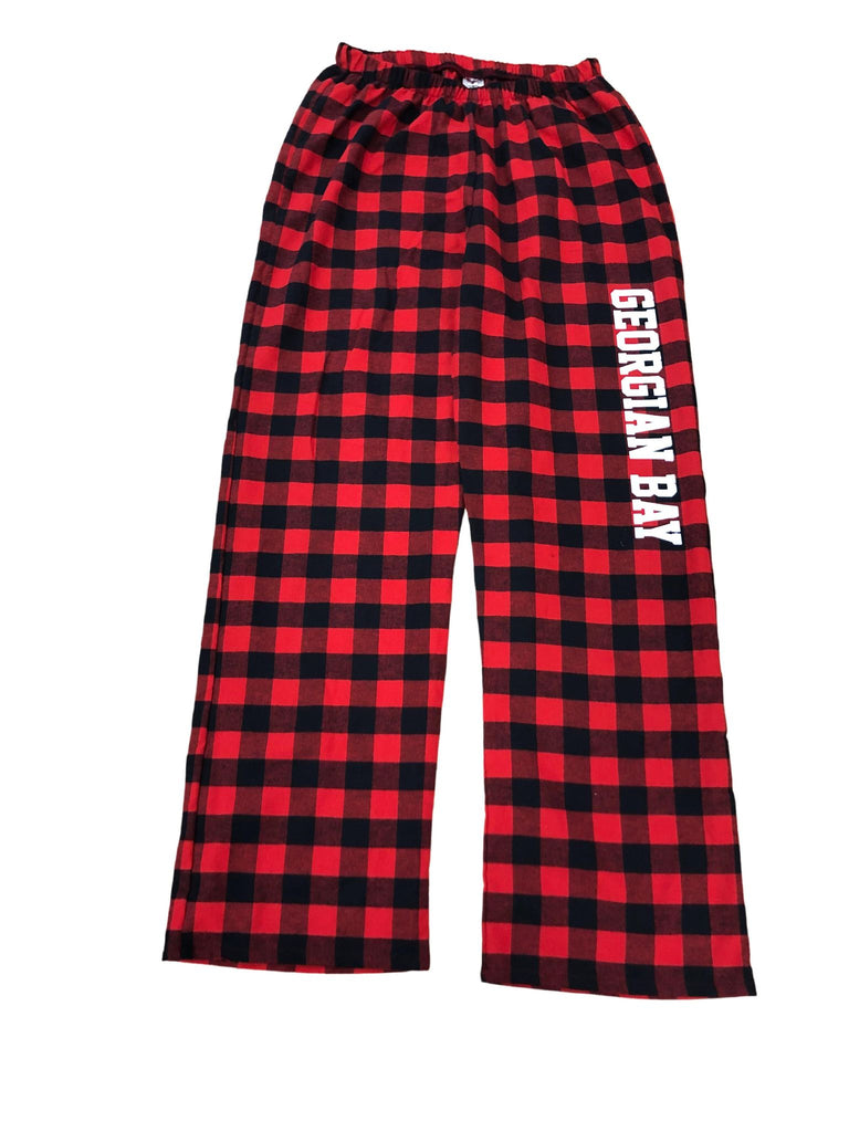 GBAY FLANNEL SLEEPANTS