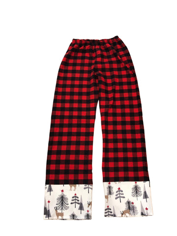 Womens Flannel Sleepants