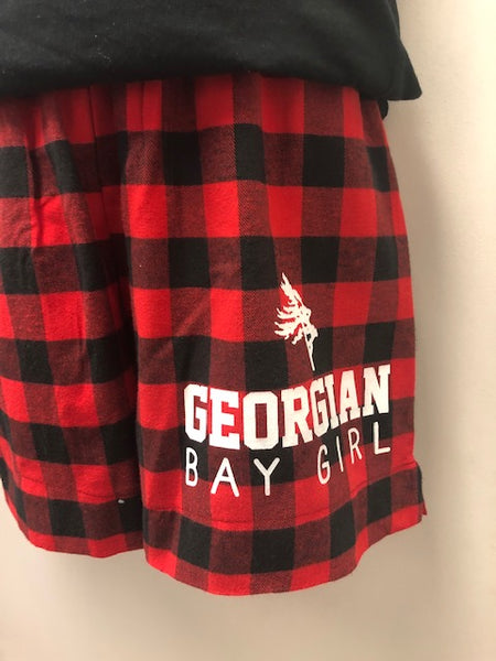 Flannel Georgian Bay Boxers