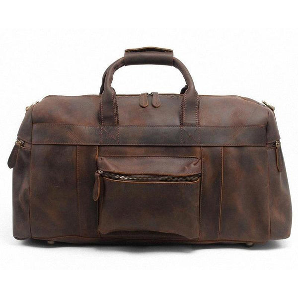 Joseph Leather Travel Bag