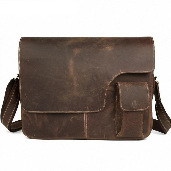 Watchman Messenger Bag