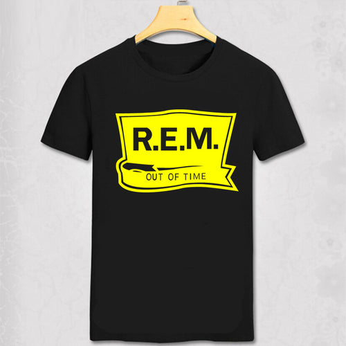 REM Out of Time Cotton T