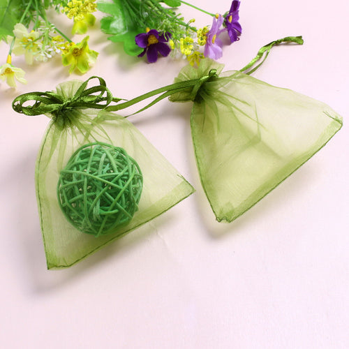 100pcs/set Gifts for Friends, Transparently. Pouch. 7*9cm