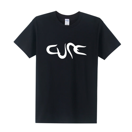 The Cure black T