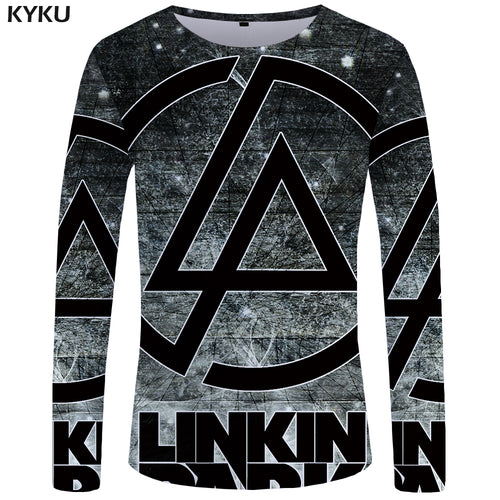 LinkIN Park long sleeve T full-color